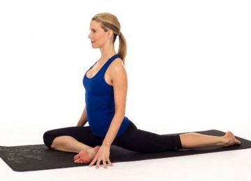 Điều trị vô sinh hiệu quả với Yoga.